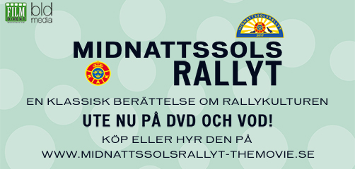 bld media AB, Midnattssolsrallyt the movie.