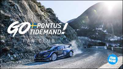 Pontus Tidemand Fan Club!