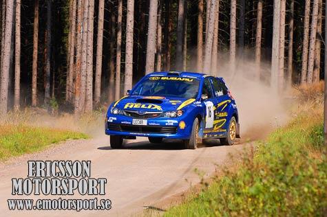 Jonsson vann sydsvenska rallyt
