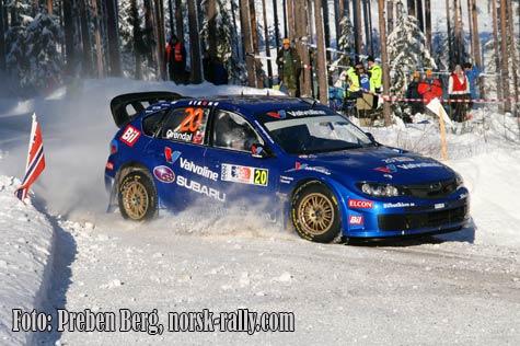 � Preben Berg, norsk-rally.com