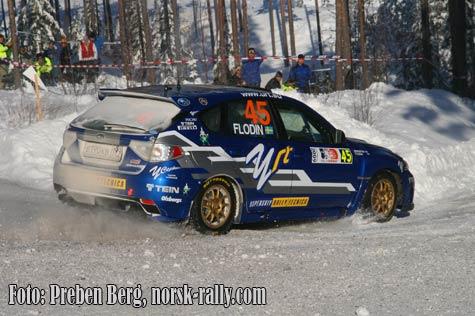 © Preben Berg, norsk-rally.com