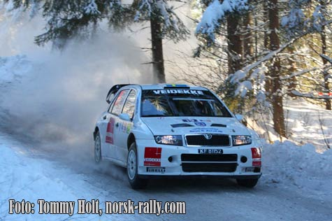 © Tommy Holt, norsk-rally.com