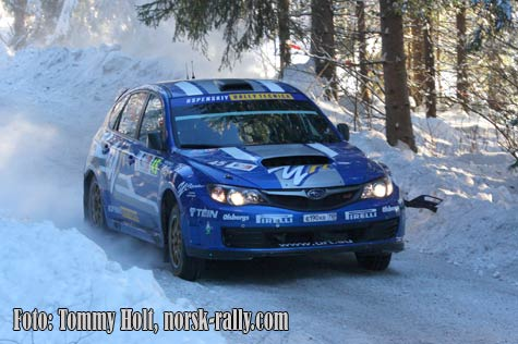 � Tommy Holt, norsk-rally.com