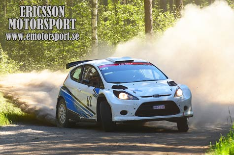 Ny ford focus for tiotalet