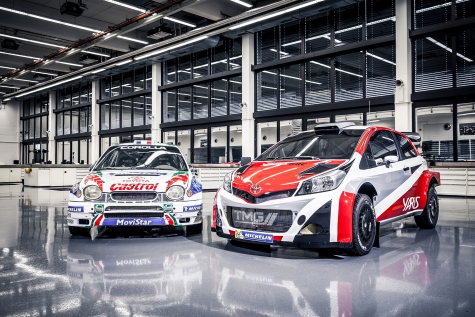 � Toyota Motorsport GmbH.