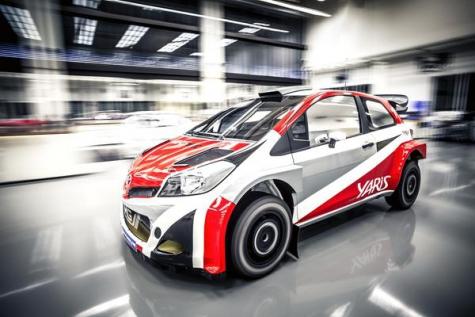 � Toyota Motorsport.