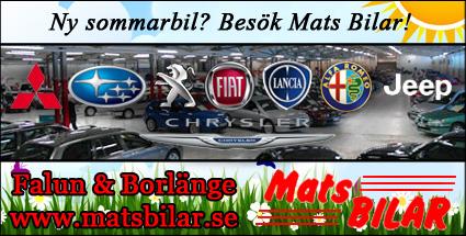 Mats Bilar