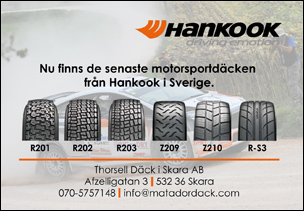 Hankook, Thorsell D�ck