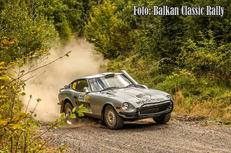 © Balkan Classic Rally.