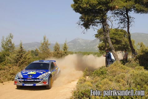 Loeb snabbast i grekland igen