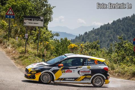 © FIA ERC / Frederic Le.