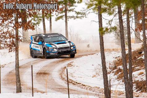 � Subaru Motorsport.