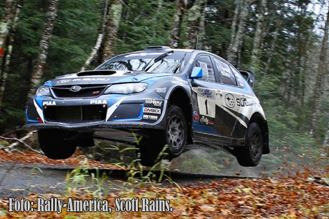 � Rally-America, Scott Rains.