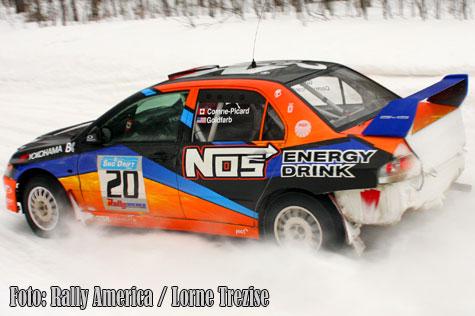© Rally America / Lorne Trezise.