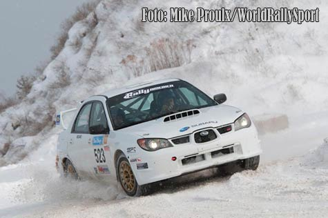 © Mike Proulx / WorldRallySport.