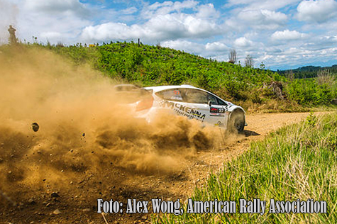 © Alex Wong, American Rally Association.