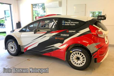 © Brorson Motorsport.