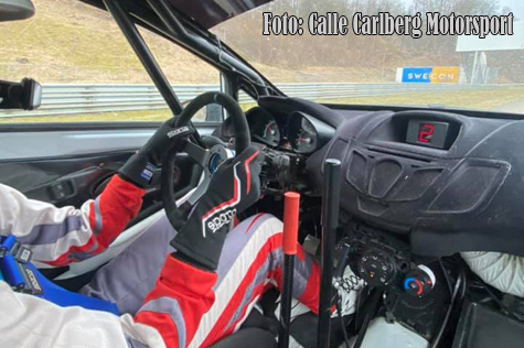 © Calle Carlberg Motorsport.