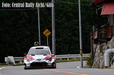 © Central Rally Aichi/Gifu.