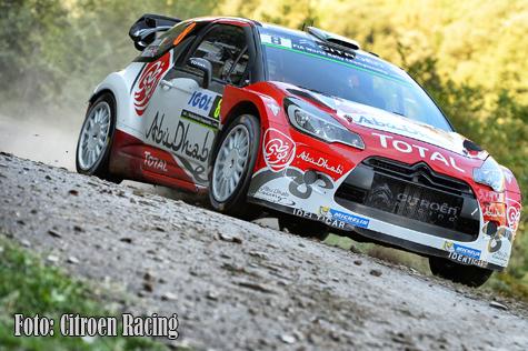 © Citroen Racing.
