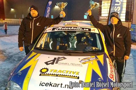 � Daniel R�jsel Motorsport.