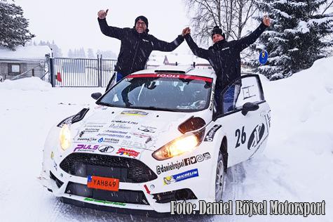 © Daniel Röjsel Motorsport.