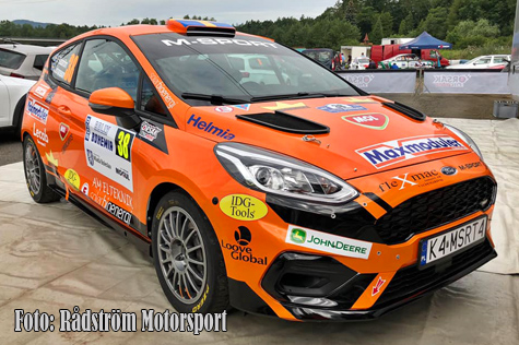 © Rådström Motorsport.