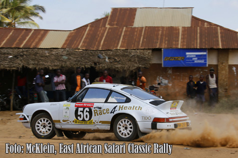 � McKlein, East African Safari Rally.