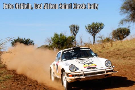 � McKlein, East African Safari Classic.