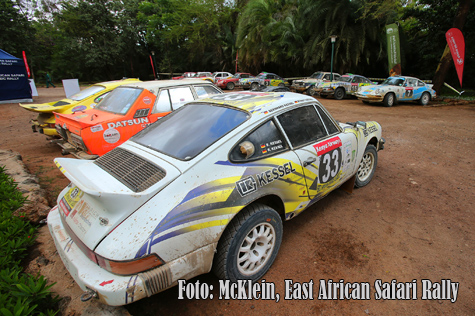 © McKlein, East African Safari Rally.