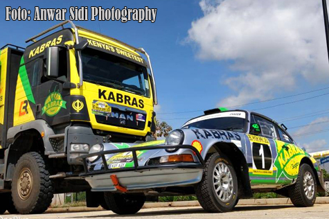 © East African Safari Classic Rally.