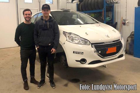 © Lundqvist Motorsport.