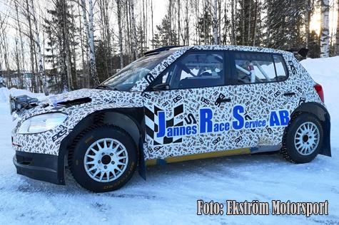 © Ekström Motorsport.
