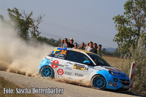 © Sascha Dörrenbächer / ADAC / Opel Motorsport.