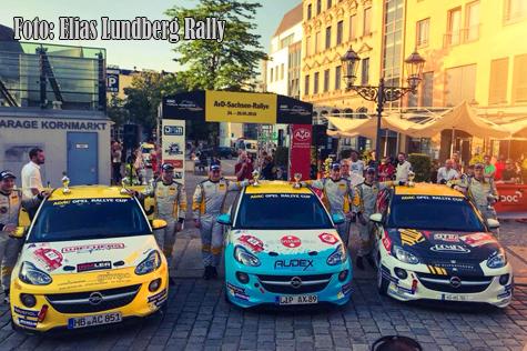 © Elias Lundberg Rally.