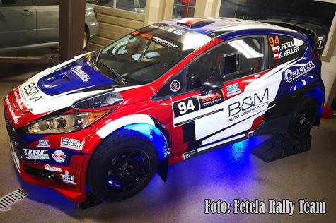 © Fetela Rally Team.
