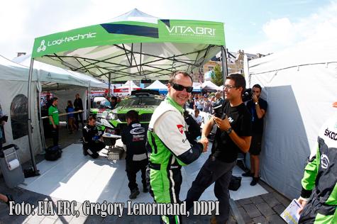 © FIA ERC, Gregory Lenormand, DDPI.