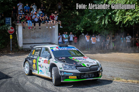 © FIA ERC / Alexandre Guillaumot.