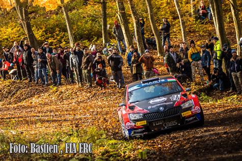 © Bastien, FIA ERC.