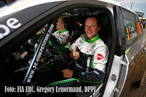 � FIA ERC, Gregory Lenormand, DPPI.