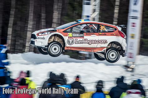 � LeoVegas World Rally Team.