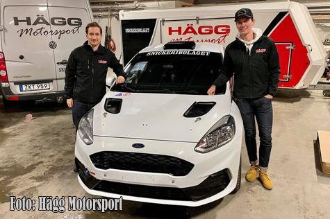 © Hägg Motorsport.