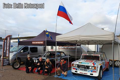 © Helins Motorsport.