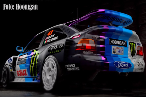 © Hoonigan Racing.