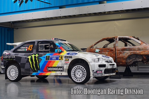 © Hoonigan Racing Division.
