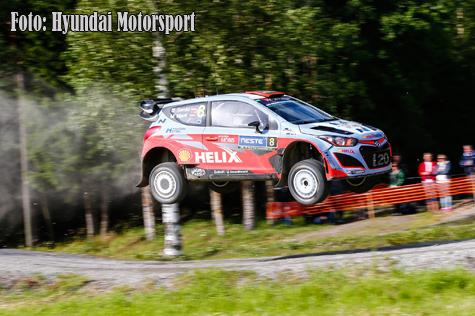 � Hyundai Motorsport.