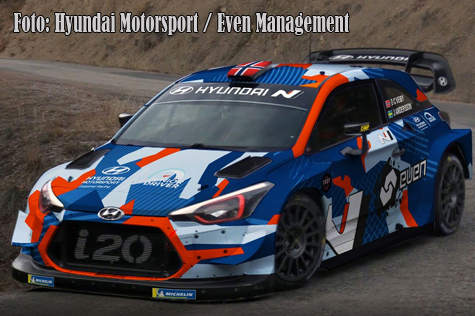 © Hyundai Motorsport / Even Management.