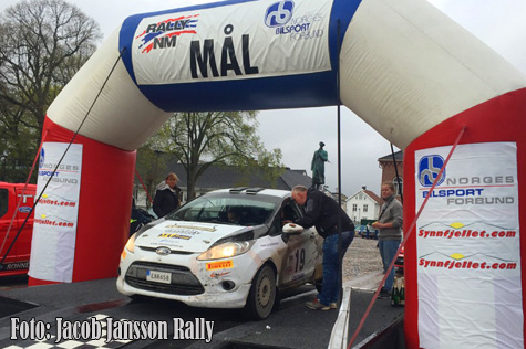 � Jacob Jansson Rally.