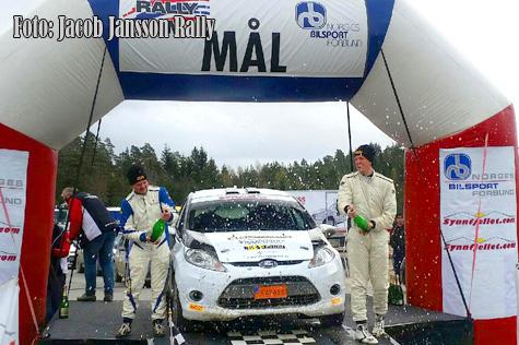 Jacob Jansson Rally.
