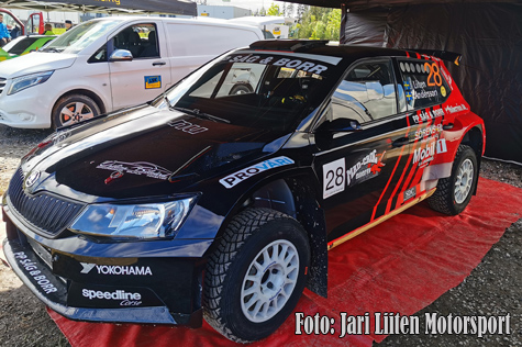 © Jari Liiten Motorsport.